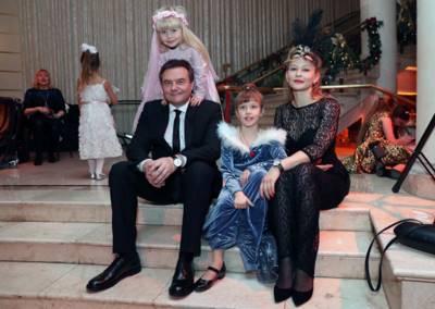 Алексей Учитель и Юлия Пересильд