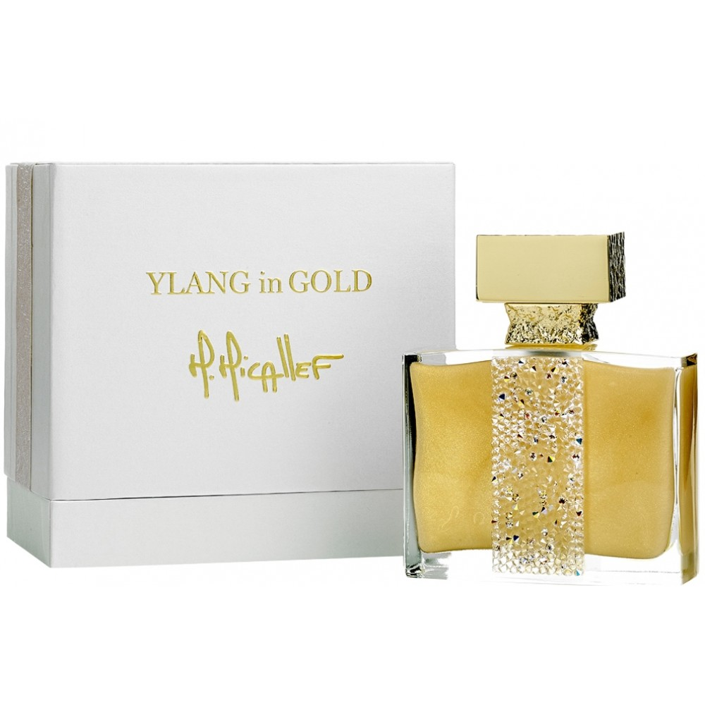 Ylang in gold от Micallef